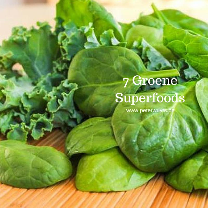 Groene Superfoods